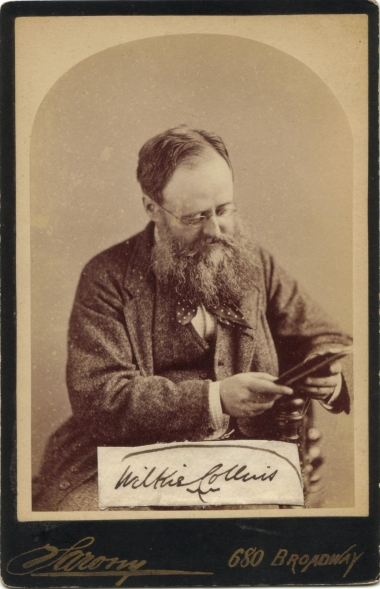 Fun Facts Friday: Wilkie Collins