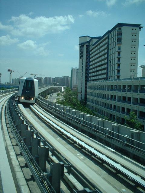 Sengkang LRT line  Wikipedia