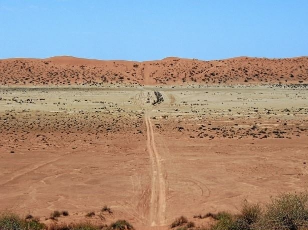 Australian Red Sand