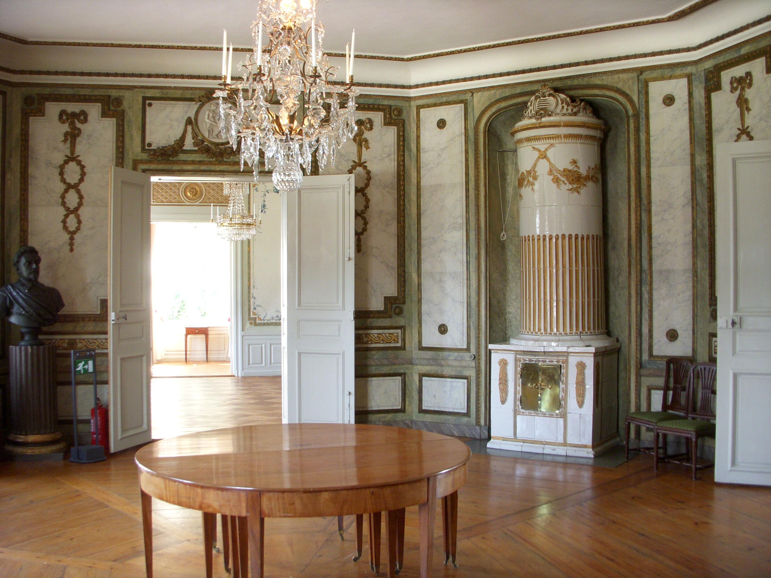 Swedish Interior Design Frank Living Room