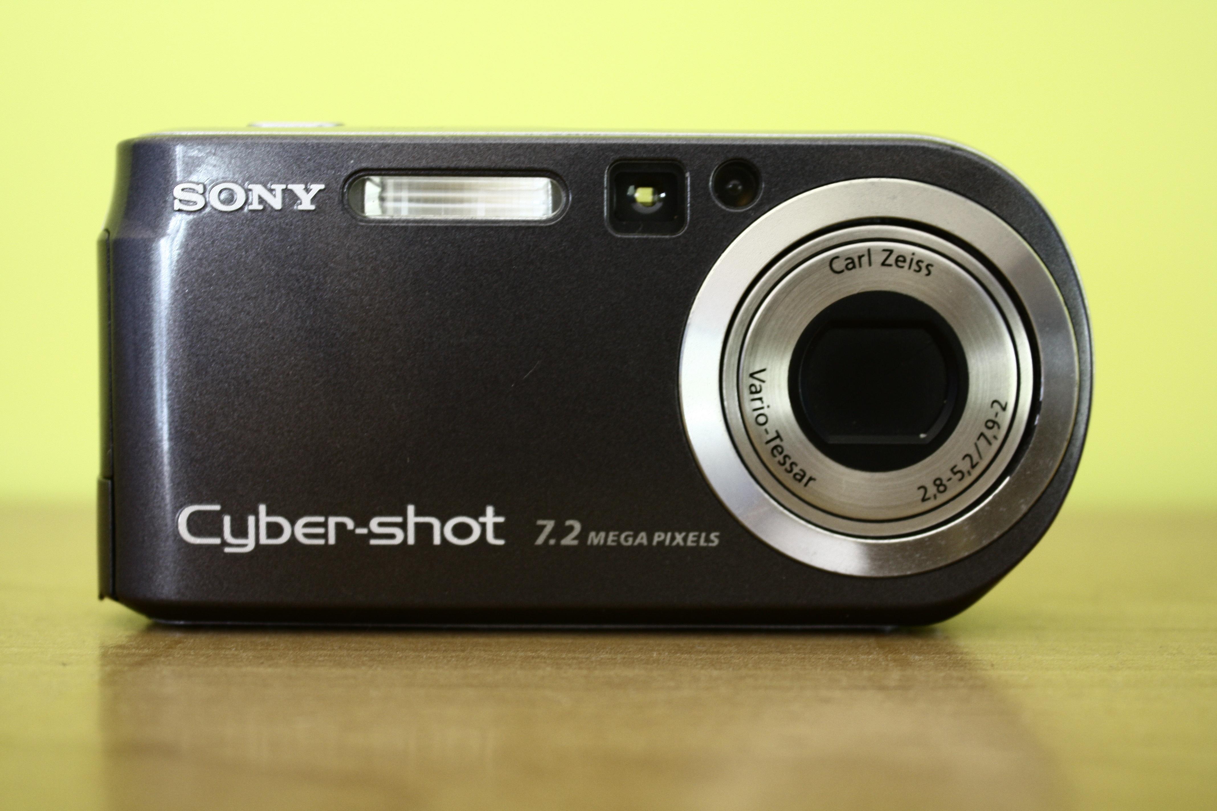 Sony dsc-p200 7. 2-megapixel digital camera at crutchfield. Com.
