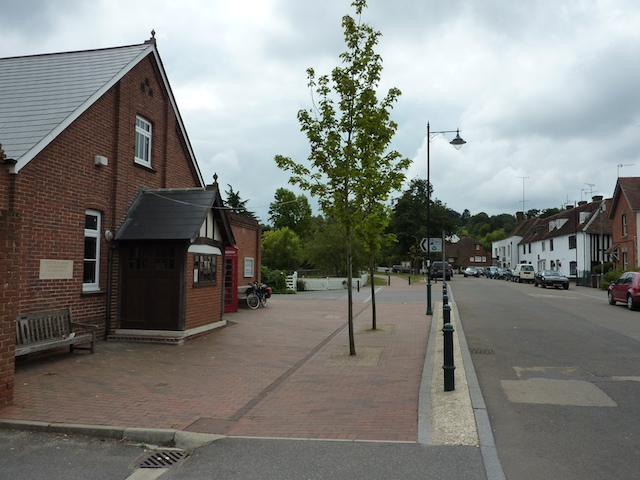 Southern end of The Broadway, Lamberhurst - geograph.org.uk - 2021384