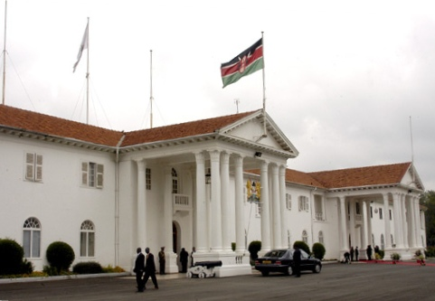 State house kenya wikipedia for Presidents and their home states