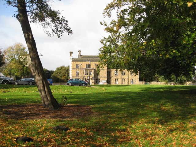 Staveley Hall - View from Duke Street - geograph.org.uk - 1016917