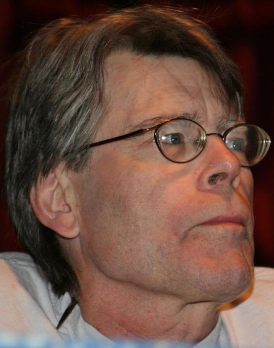 Portrait of Stephen King