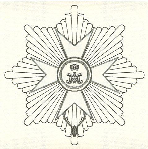 File:Ster van deOrde van het Gulden Spoor.jpg