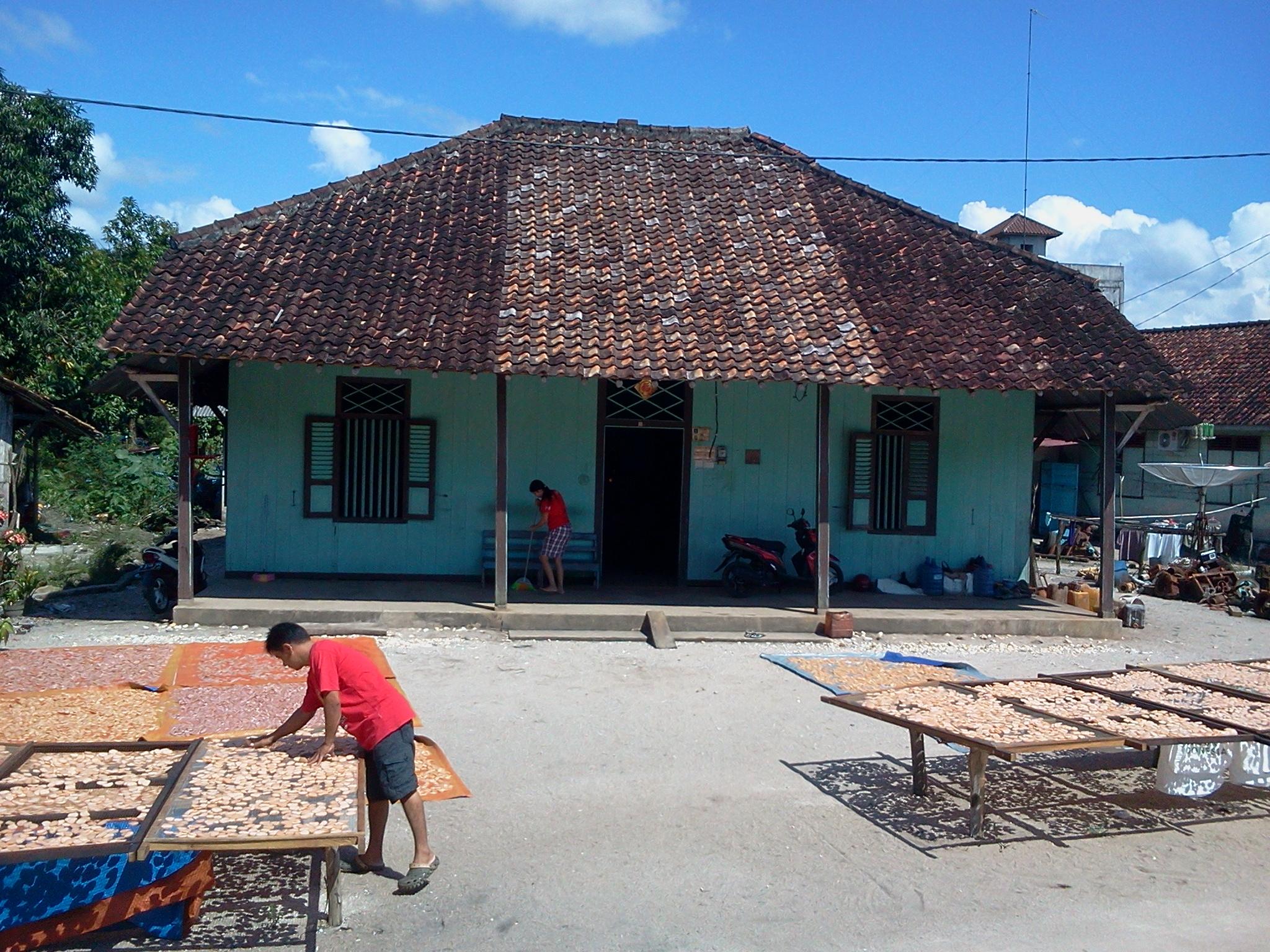 File Suasana Kampung Cina Di Dusun Lumut Belinyu Bangka Belitung