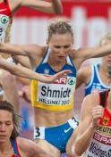 Svitlana Shmidt Ukrainian distance runner