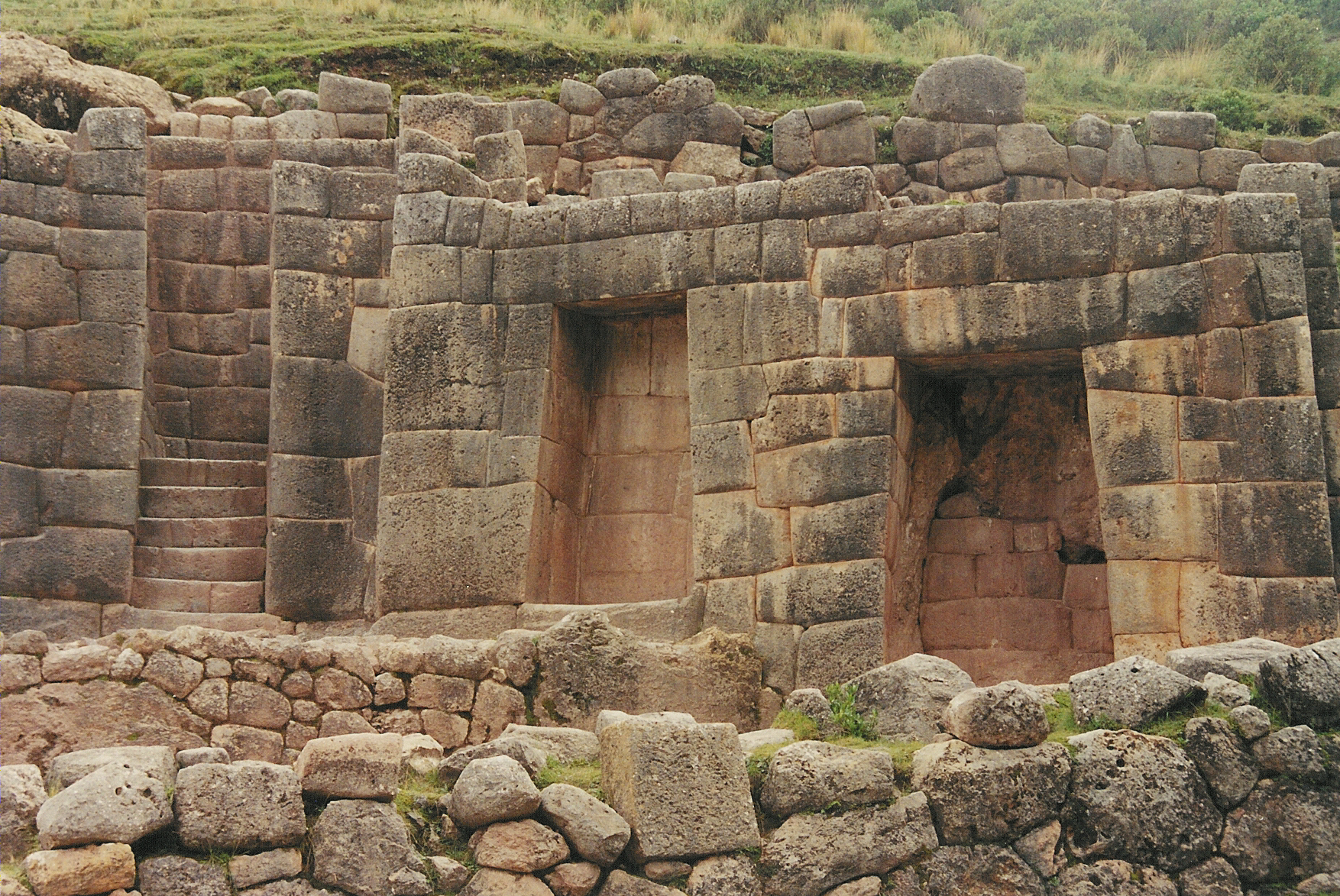 Tambo Machay Archaeological Site Wallpng