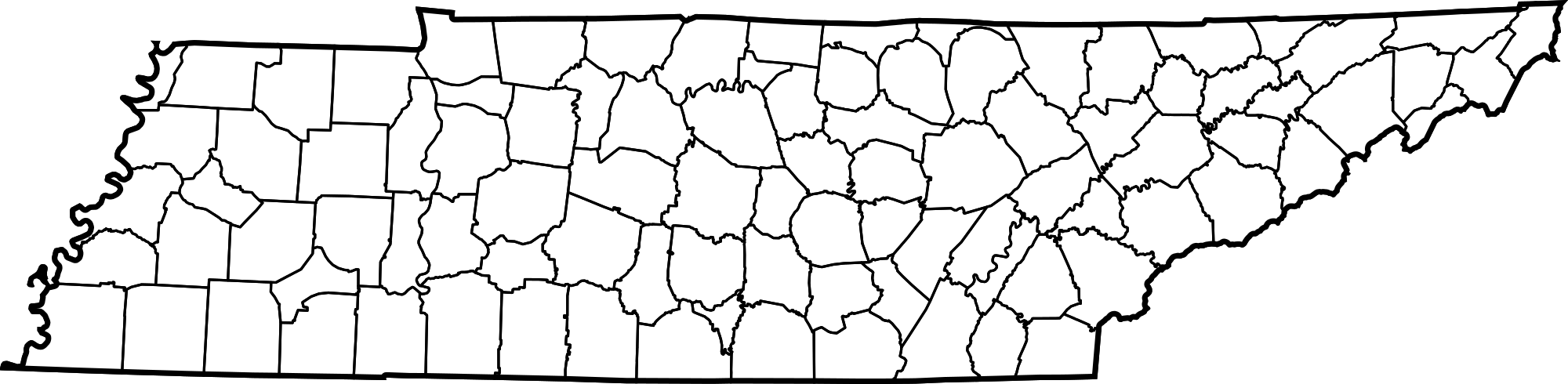FileTennessee County Locator Map  Blankpng  Wikimedia