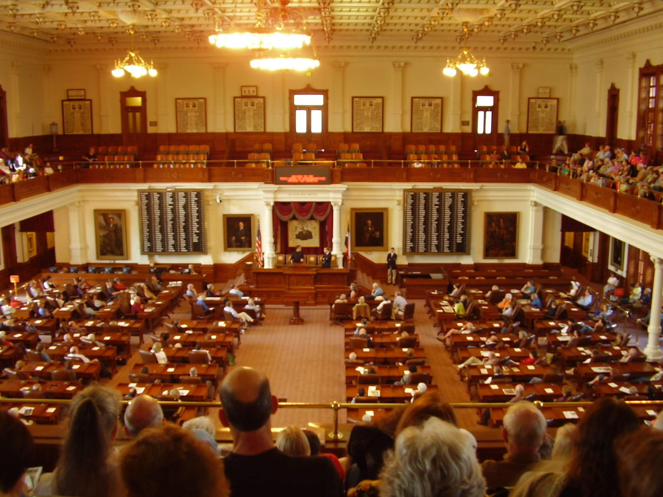 Cahnman 39 s musings texas house votes to censor filming for The texas house