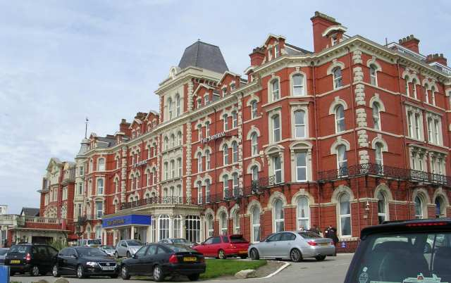 The Imperial Hotel - geograph.org.uk - 528071
