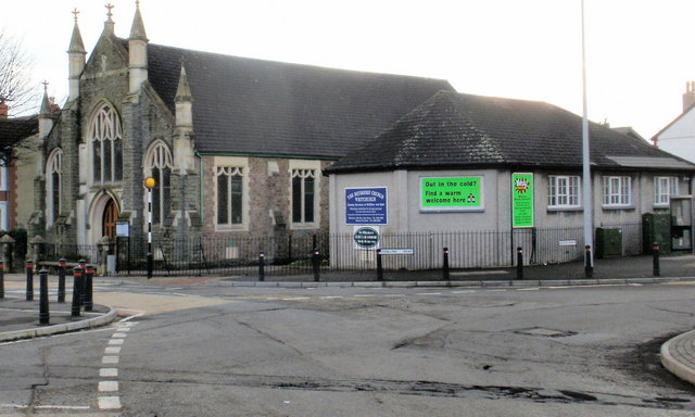 File:The Methodist Church, Whitchurch, Cardiff - geograph.org.uk - 1724663.jpg