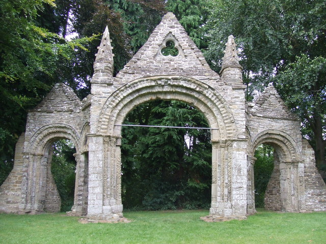 The Shobdon Arches - geograph.org.uk - 2024468