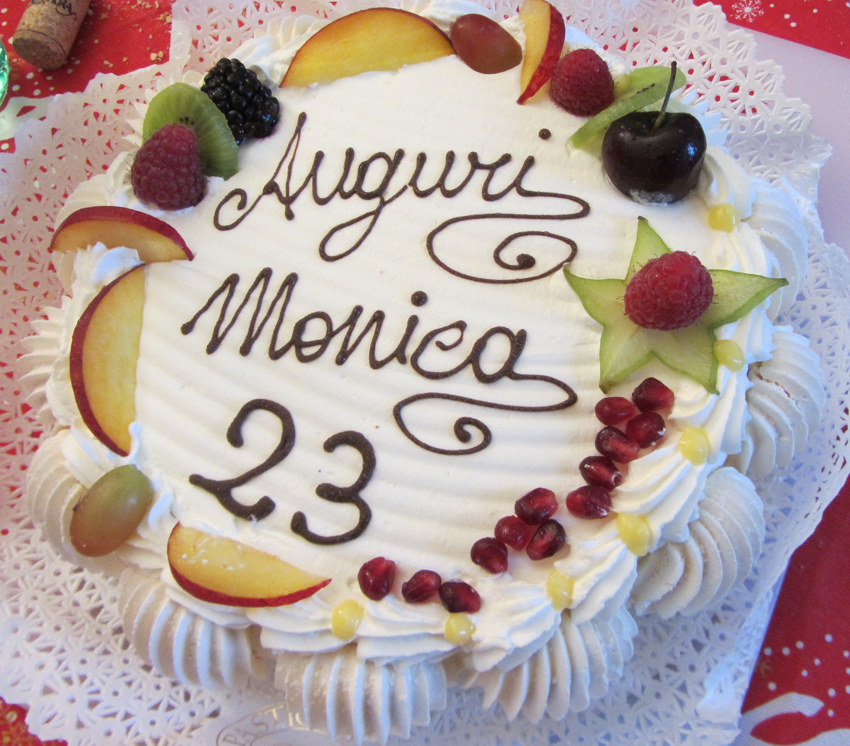 File Torta Di Compleanno Birthday Cakes Of Italy Fruit Meringue