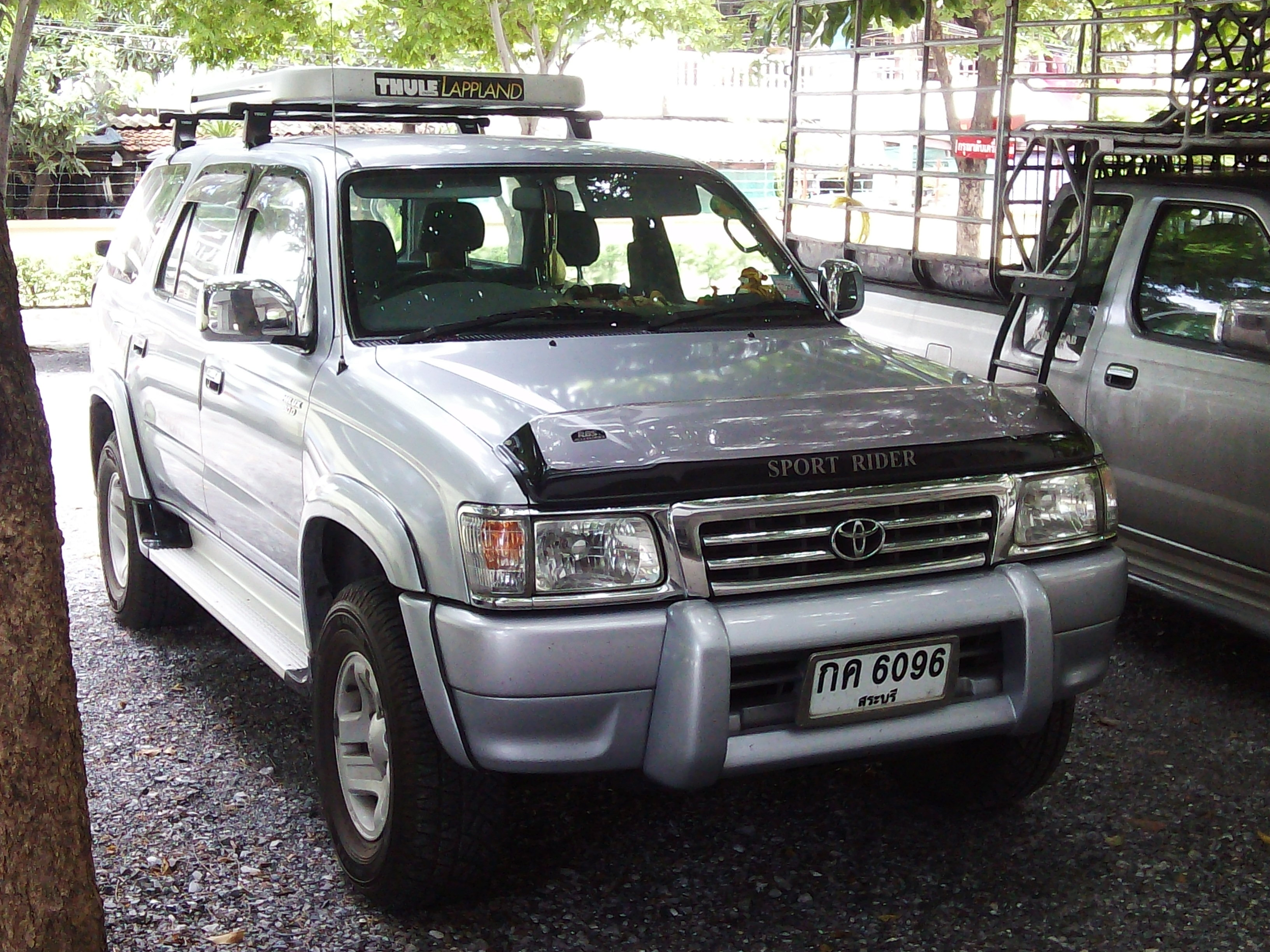 File:Toyota HiLux Sport Rider In Thailand 01