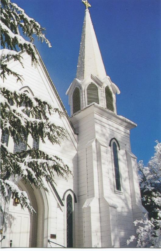 trinity church  nevada city