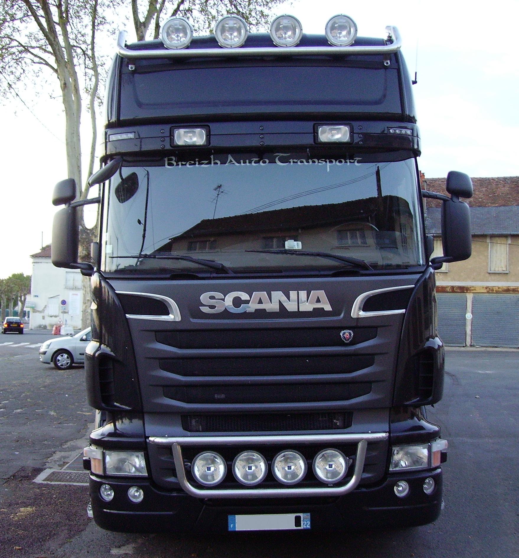 Scania Trucks 2013