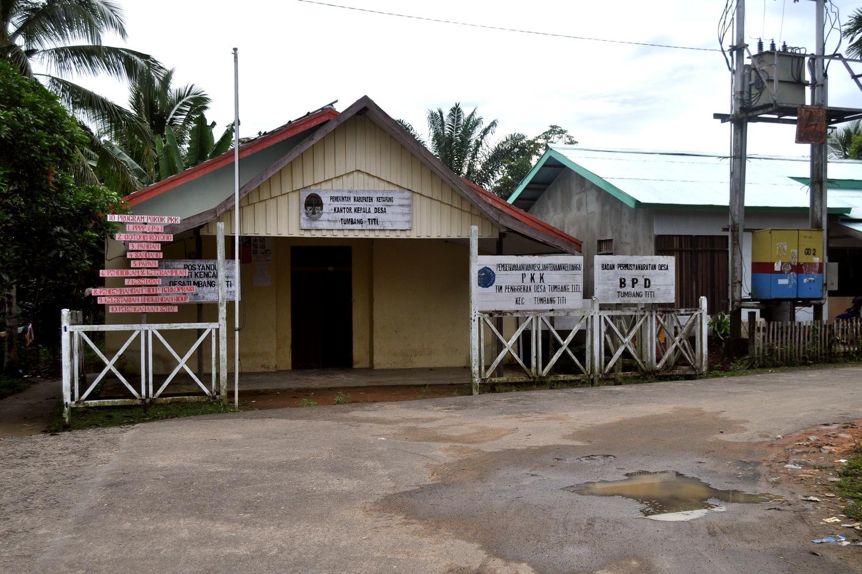 Rumah Adat Melayu Ketapang