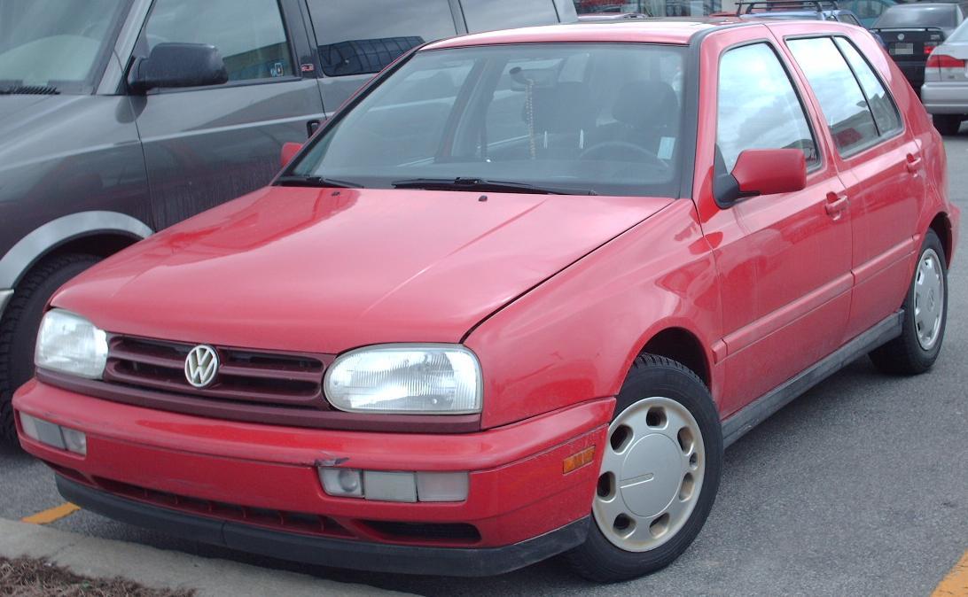 File:Tuned VW Golf.jpg - Wikimedia Commons