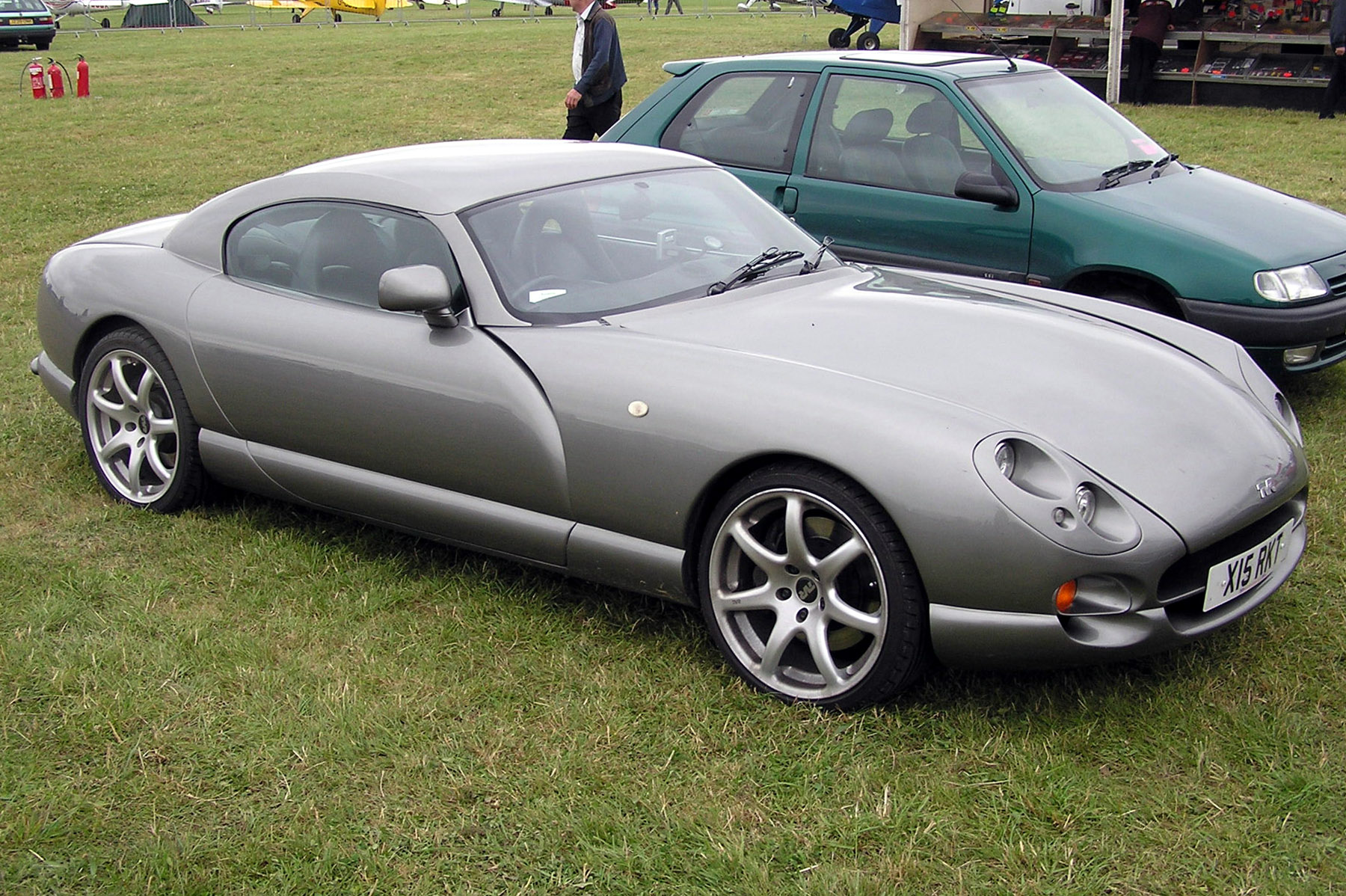 Tvr Speed 12 For Sale