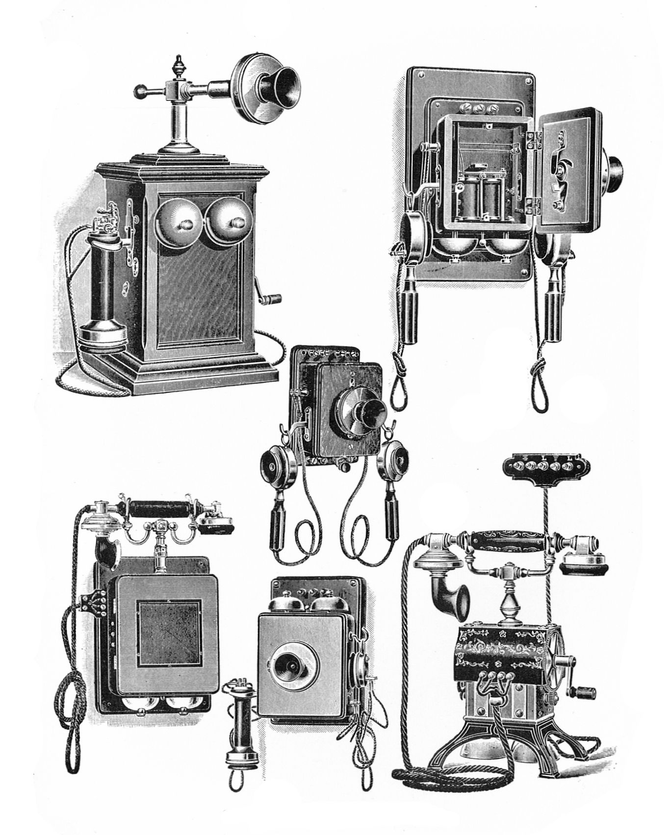 history of the telephone In 1878 a woman named emma nutt made history by picking up a phone she  helped bring in a new era of telecommunications and created a.