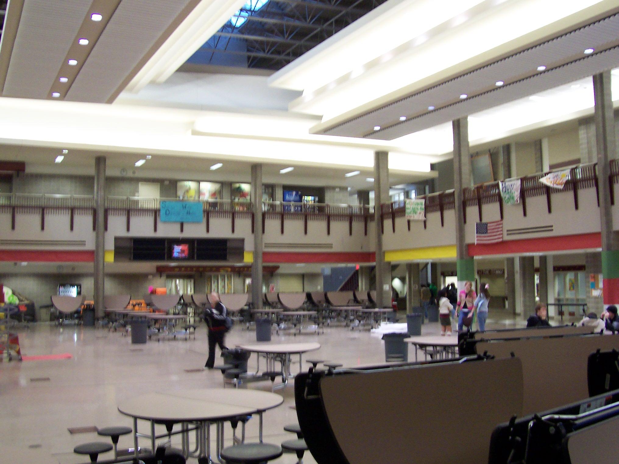 High Tech High School New Building