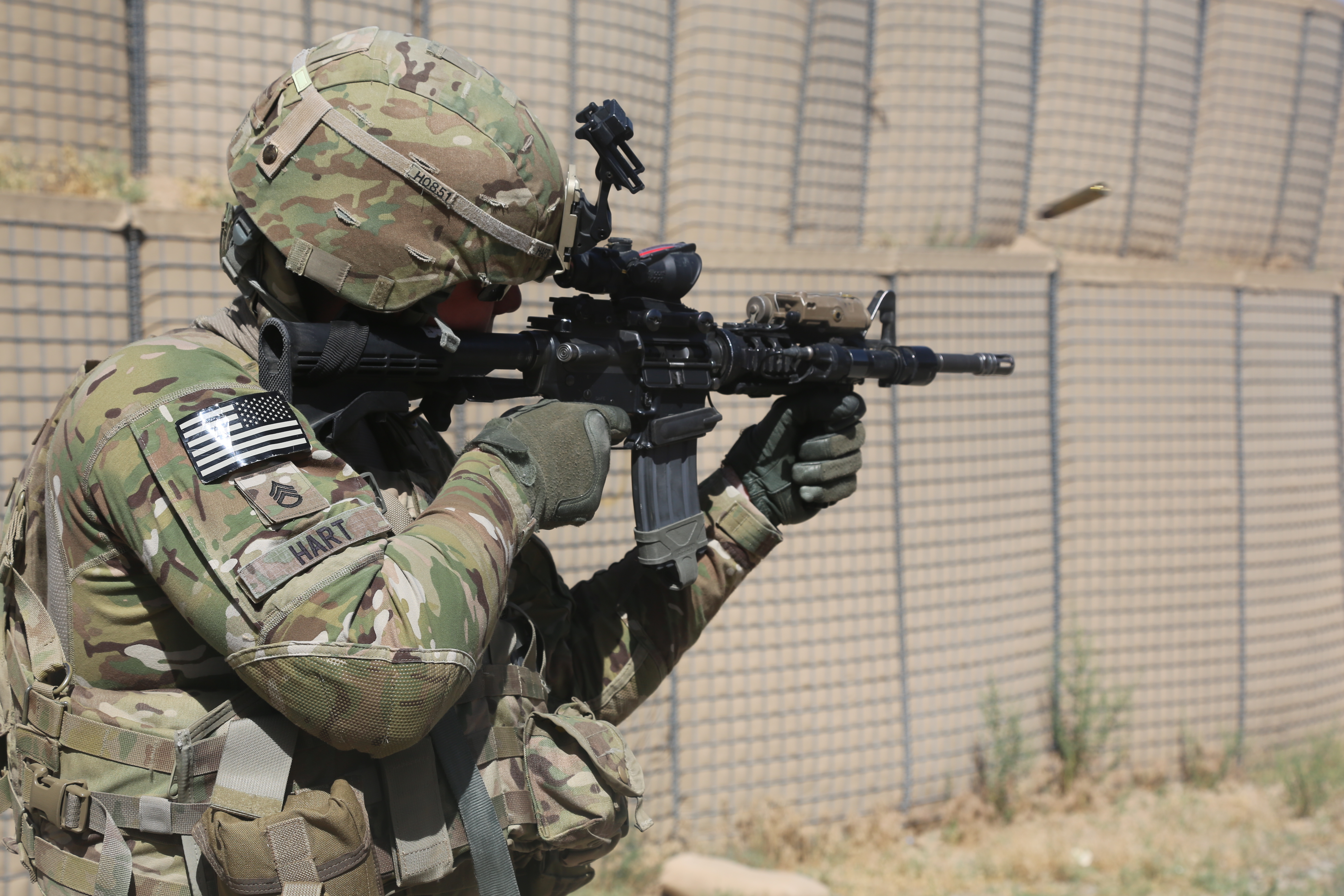 Pictures of Us Military M4
