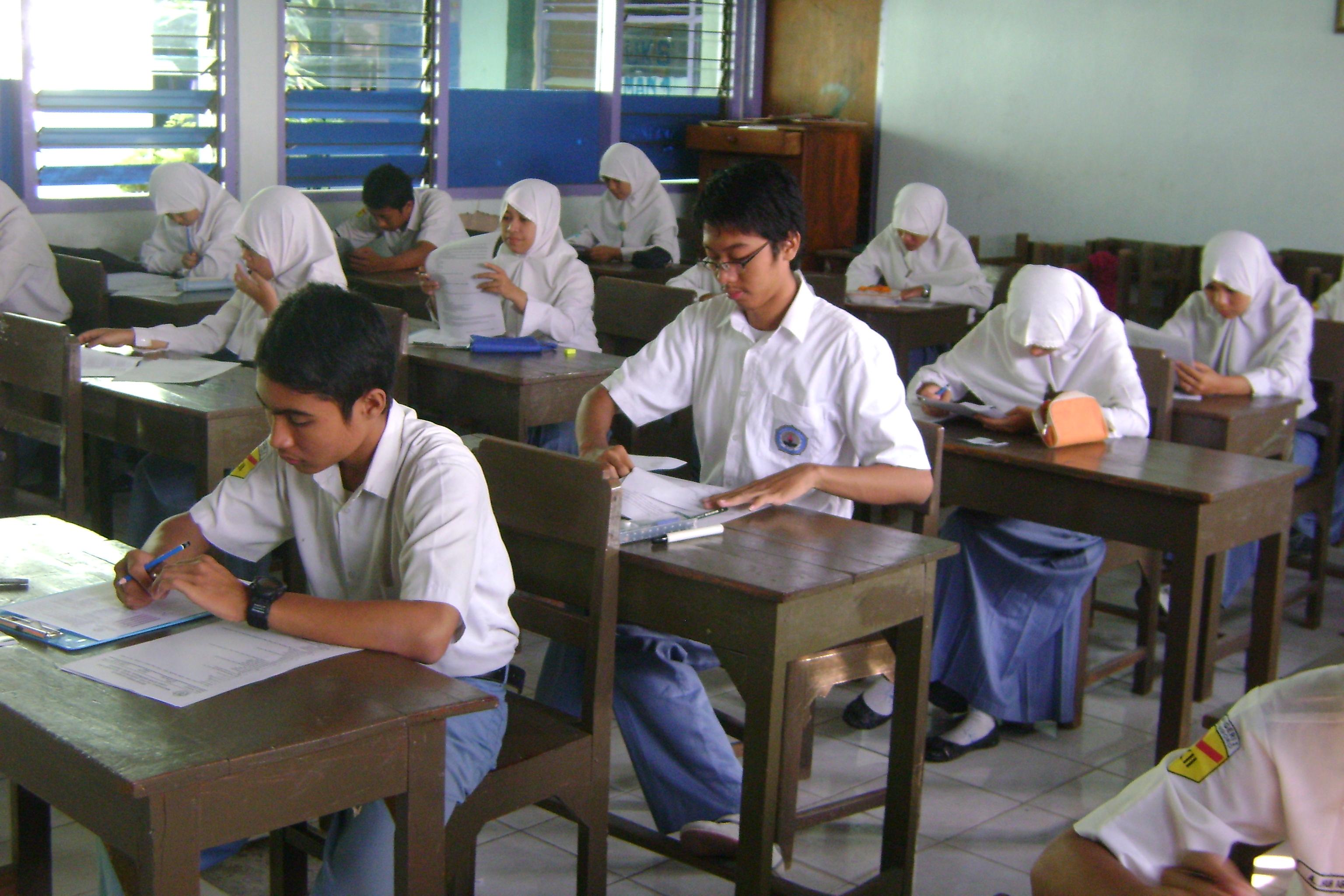 National Exam (Indonesia) - Wikipedia