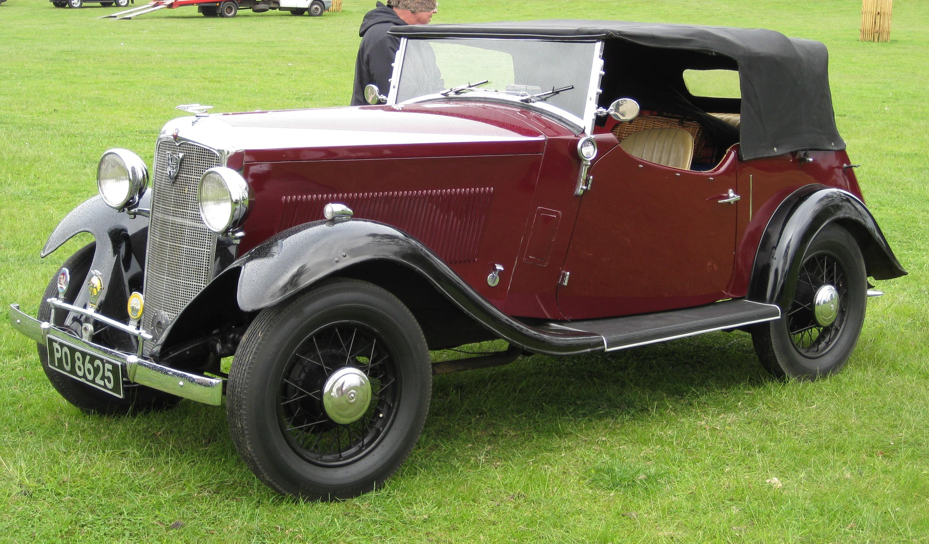 Coaster Classic Car Show Silverwood