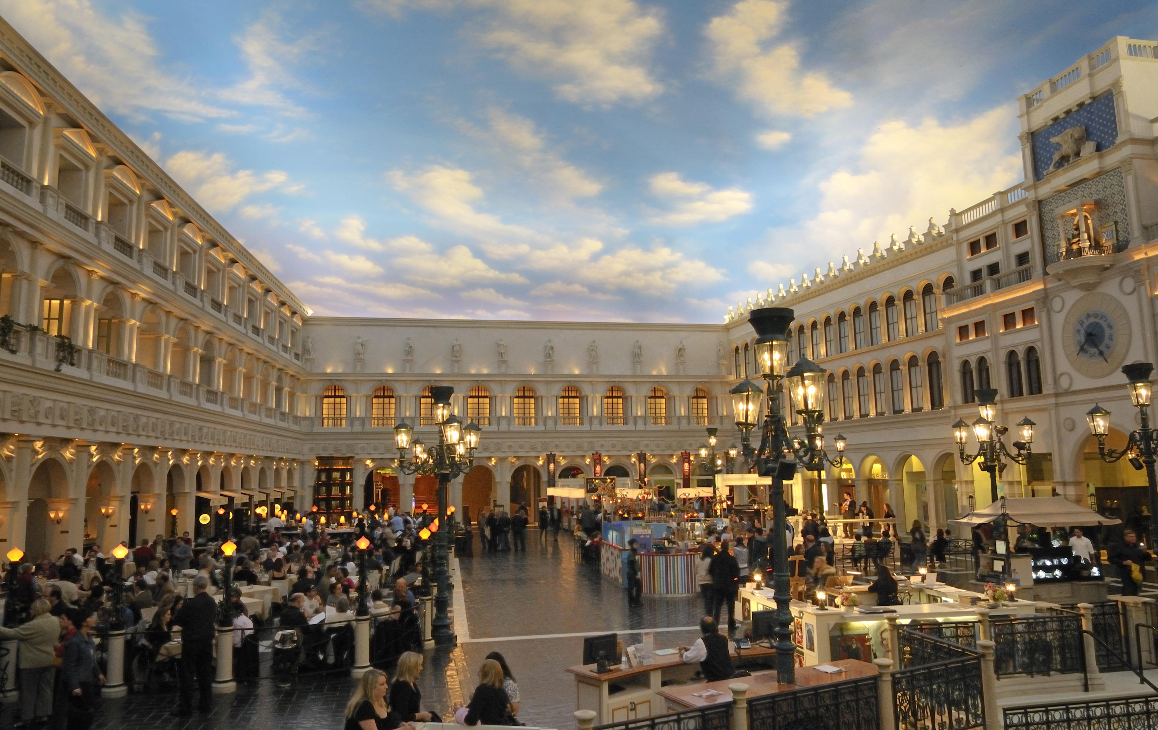 The Venetian Hotel Rooms