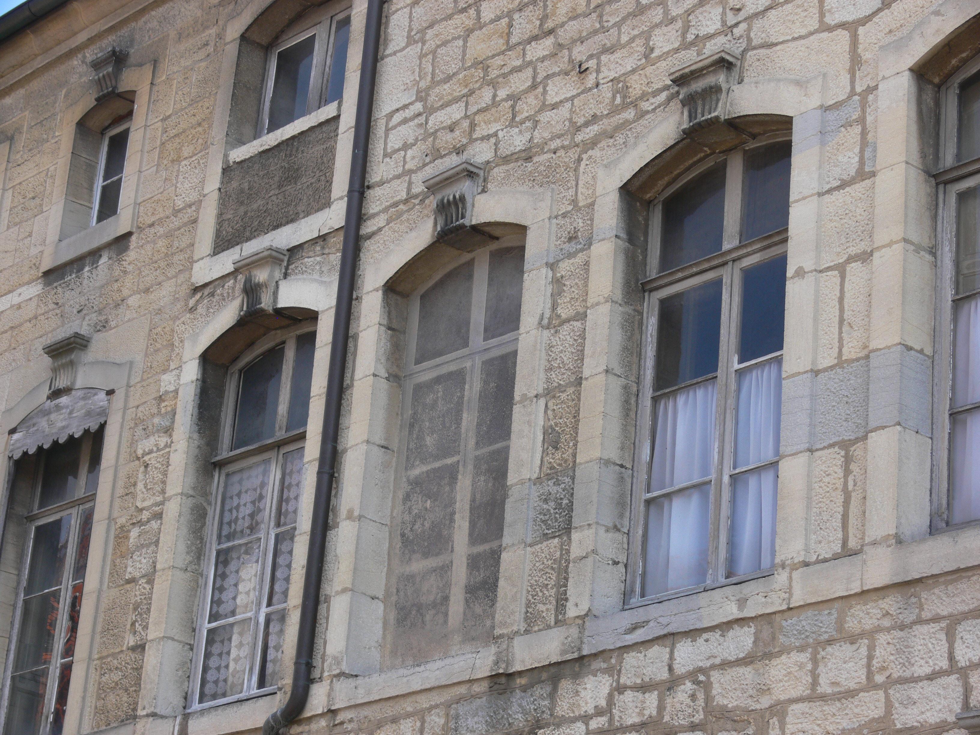 Trompe L Oeil Maison file:vesoul - maison ebaudy de rochetaillé - trompe l'oeil