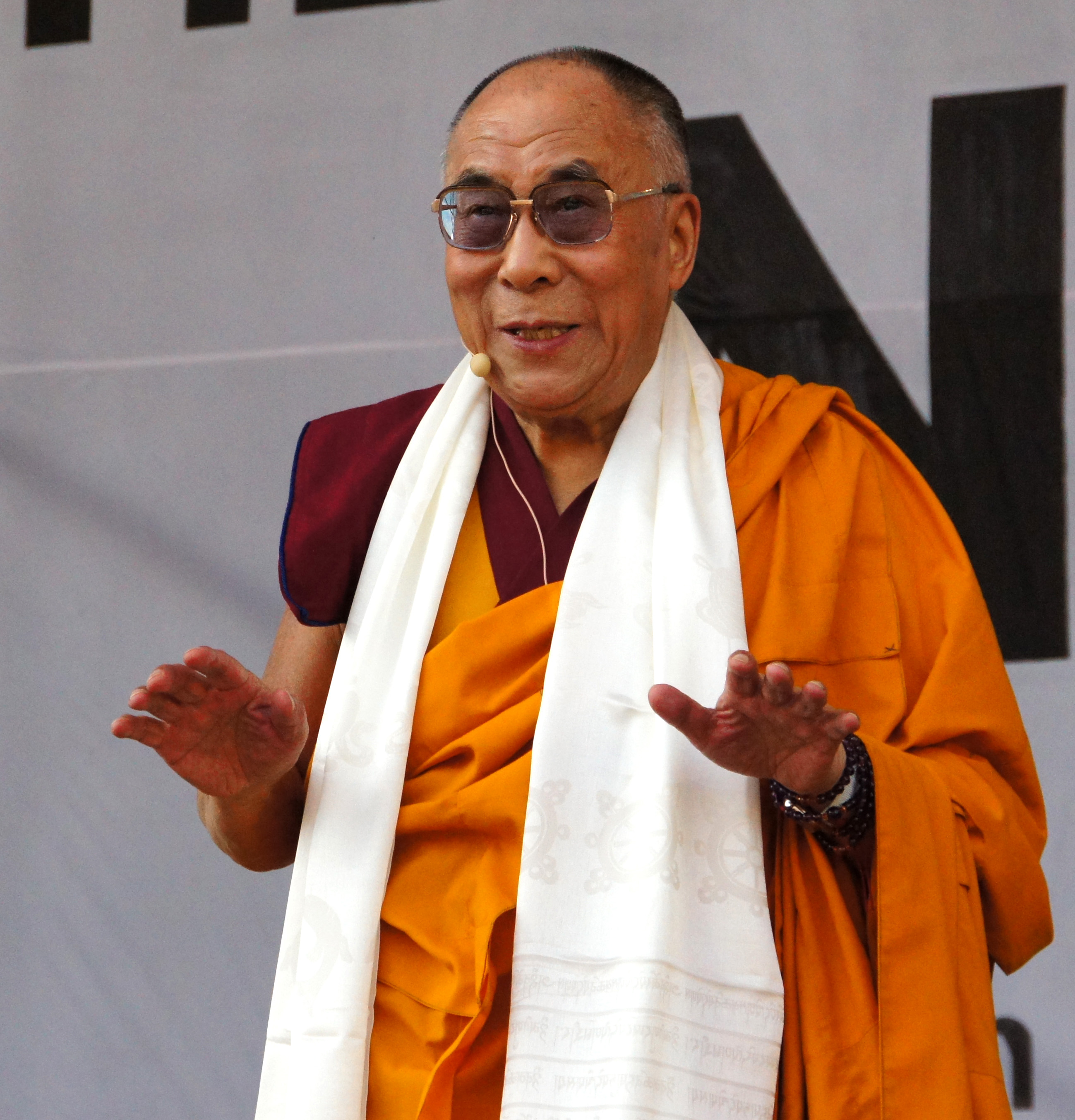 the 14th dalai lama His holiness the dalai lama addressing students from woodstock international school at his residence in dharamsala, hp, india on october 11, 2018 thekchen chöling, dharamsala, hp, india - the happy chatter that filled the meeting room next to his holiness the dalai lama's office fell silent when.