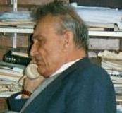 Jean-Pierre Vigier in his Paris office 2003