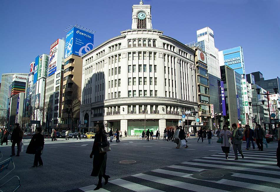Ginza Travel Guide