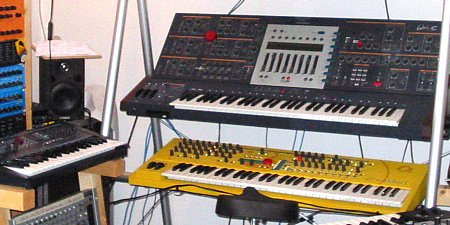 Waldorf Music Lector Synthesizer