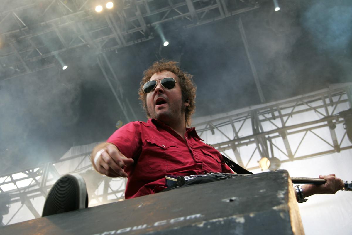 Walter Piancioli en 2010.