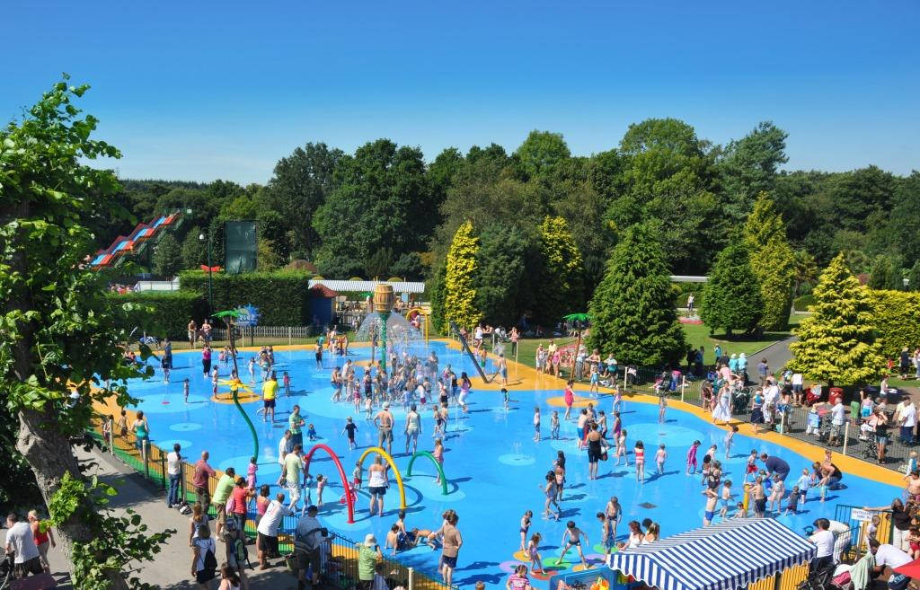 Poultons Park With Peppa Pig World - 2 days worth of Tickets and Night in  Hotel With Breakfast from £177 (based on Fam four = from £44.25pp) -  HotUKDeals