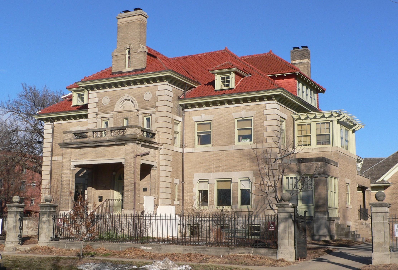 File:William H. Ferguson house (Lincoln, Nebraska) from SW