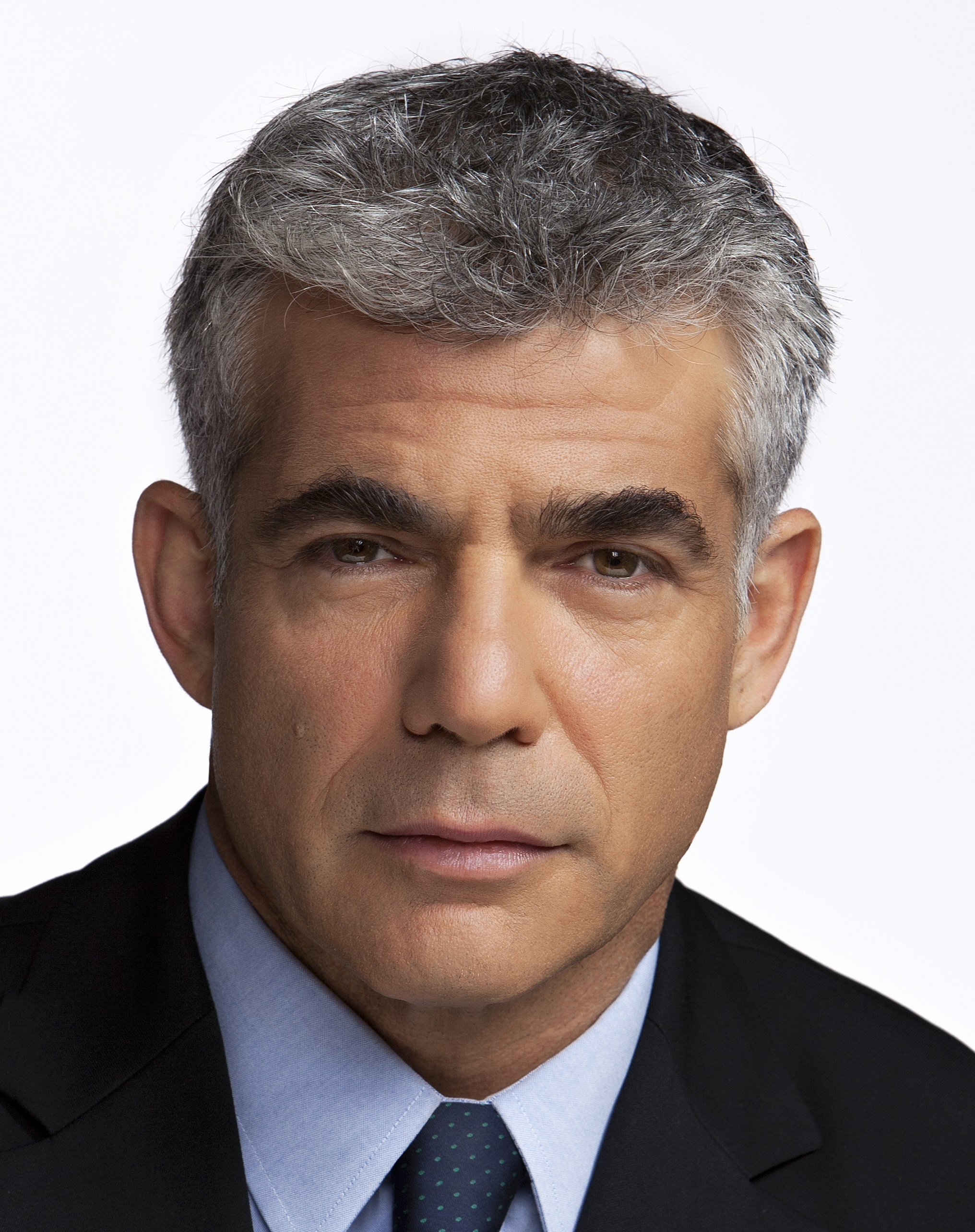 Yair Lapid - portrait