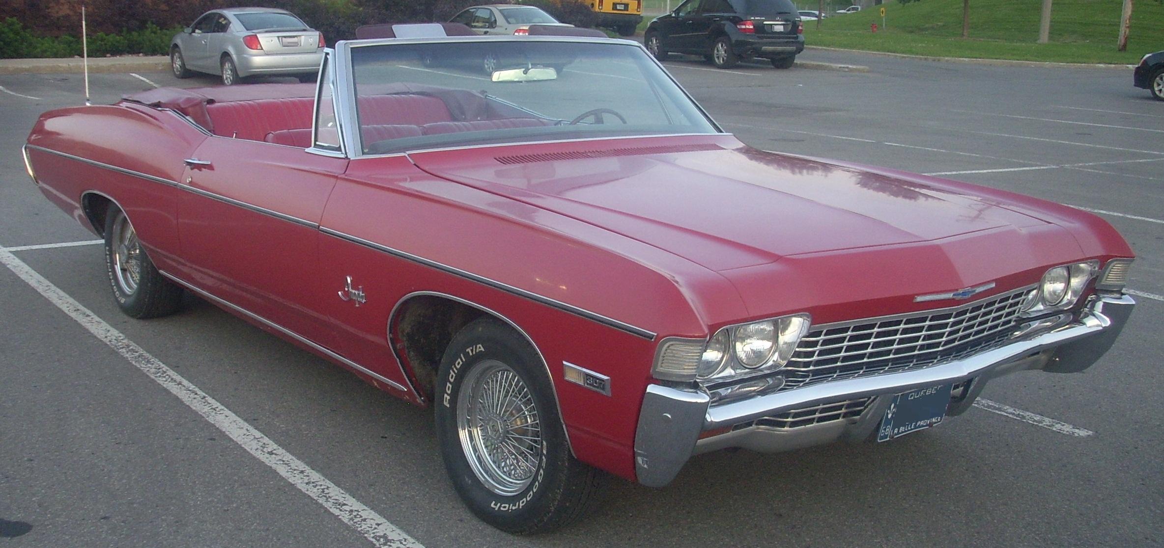 Impala Wikipedia Autos Post