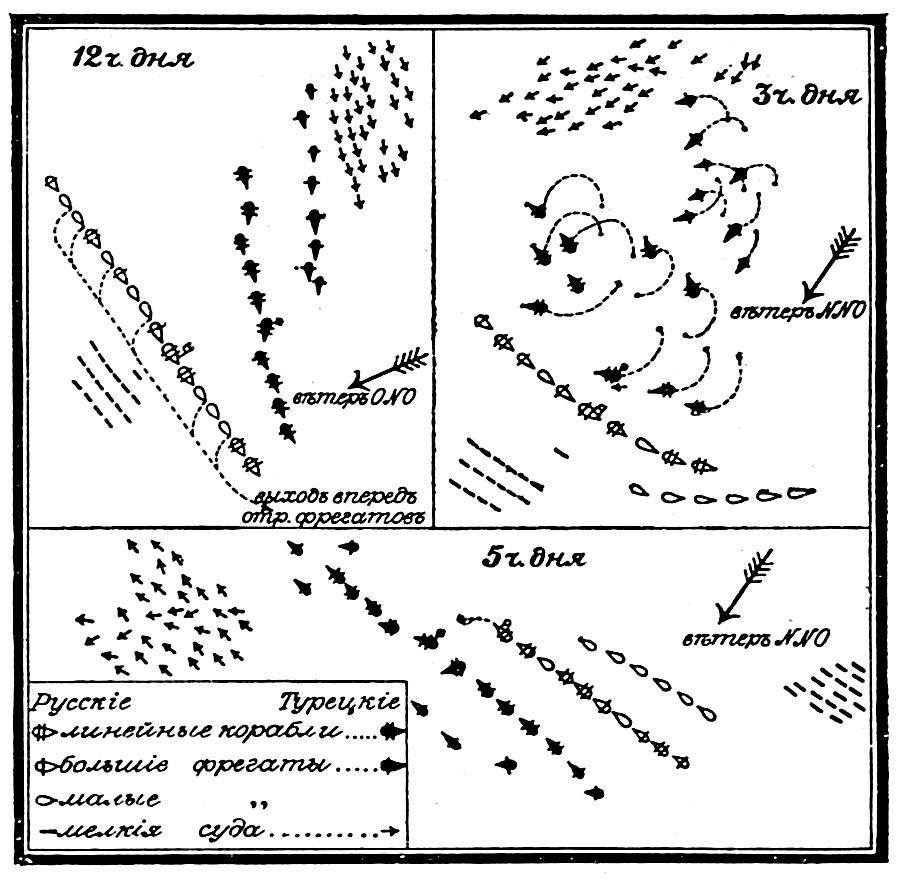 Карта-схема к статье «Керчь-Еникальский пролив». Военная энциклопедия Сытина (Санкт-Петербург, 1911-1915).jpg
