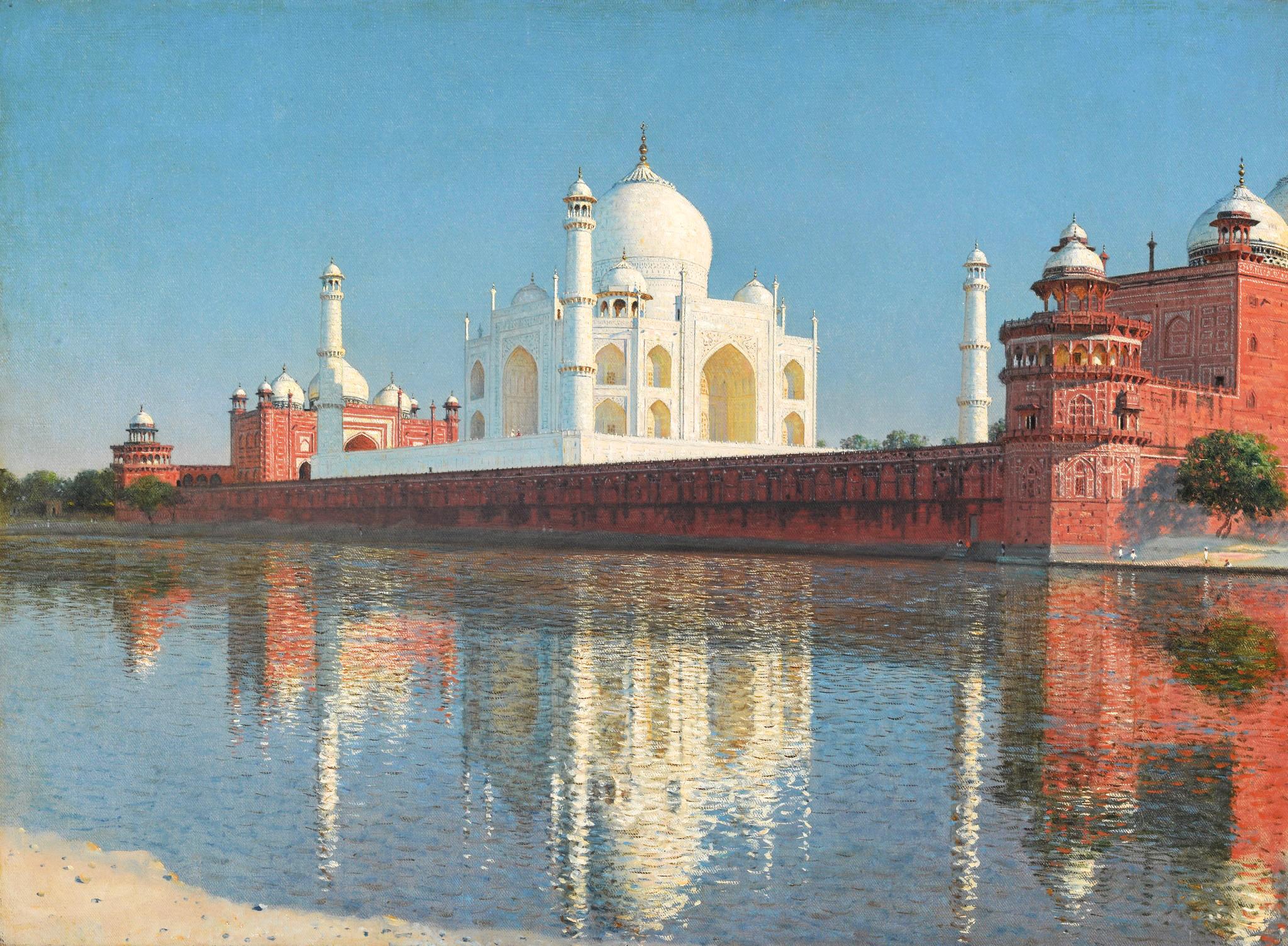 Vasily Vereshchagin, Taj Mahal