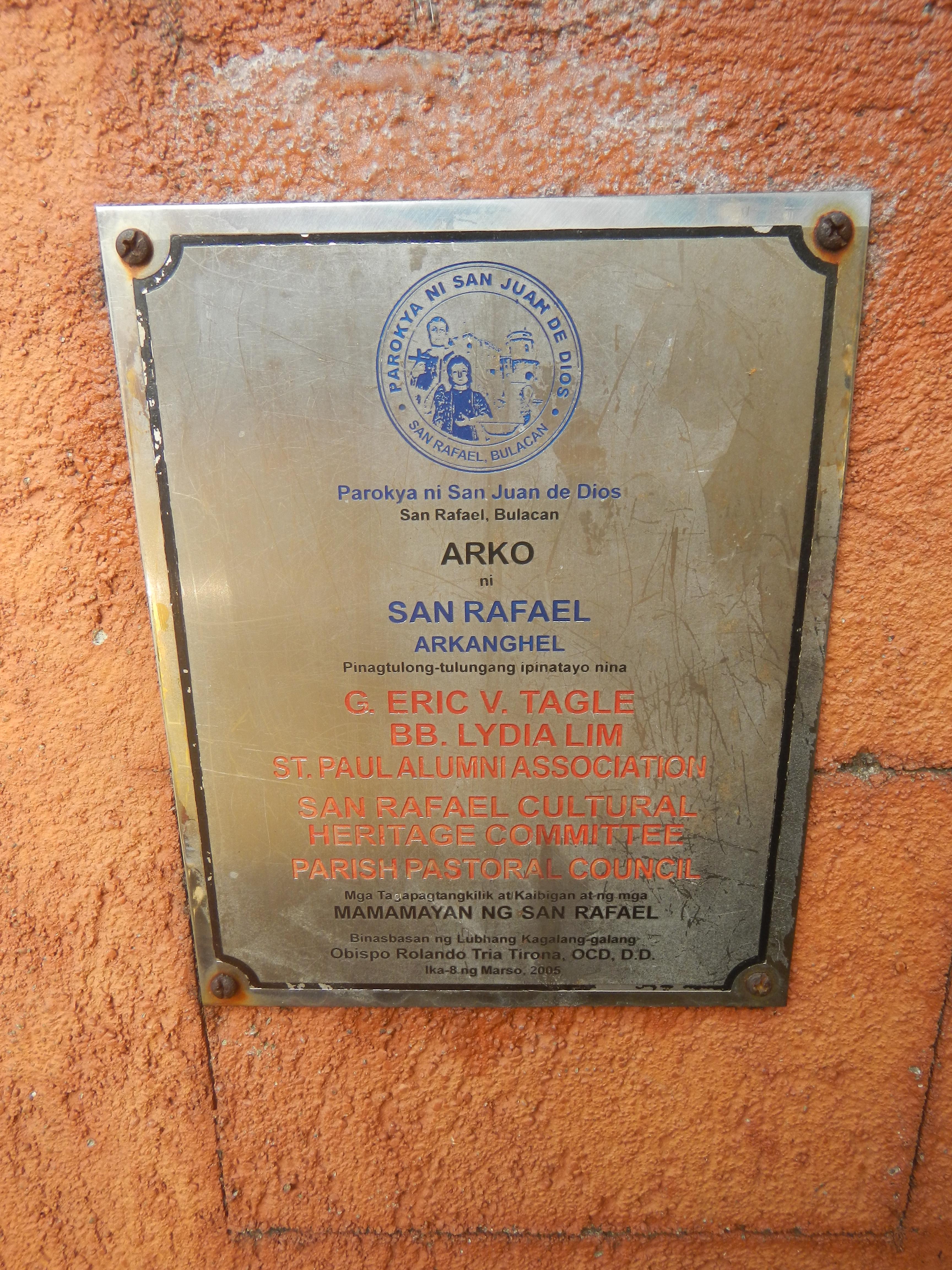 File:1256BMA Balagtas Poblacion, San Rafael, Bulacan Town