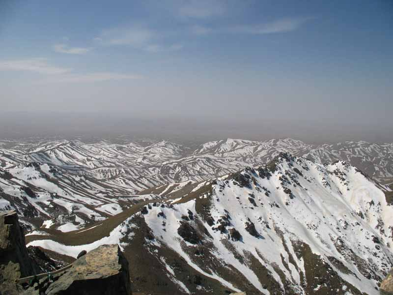 Mountain ranges of Pakistan