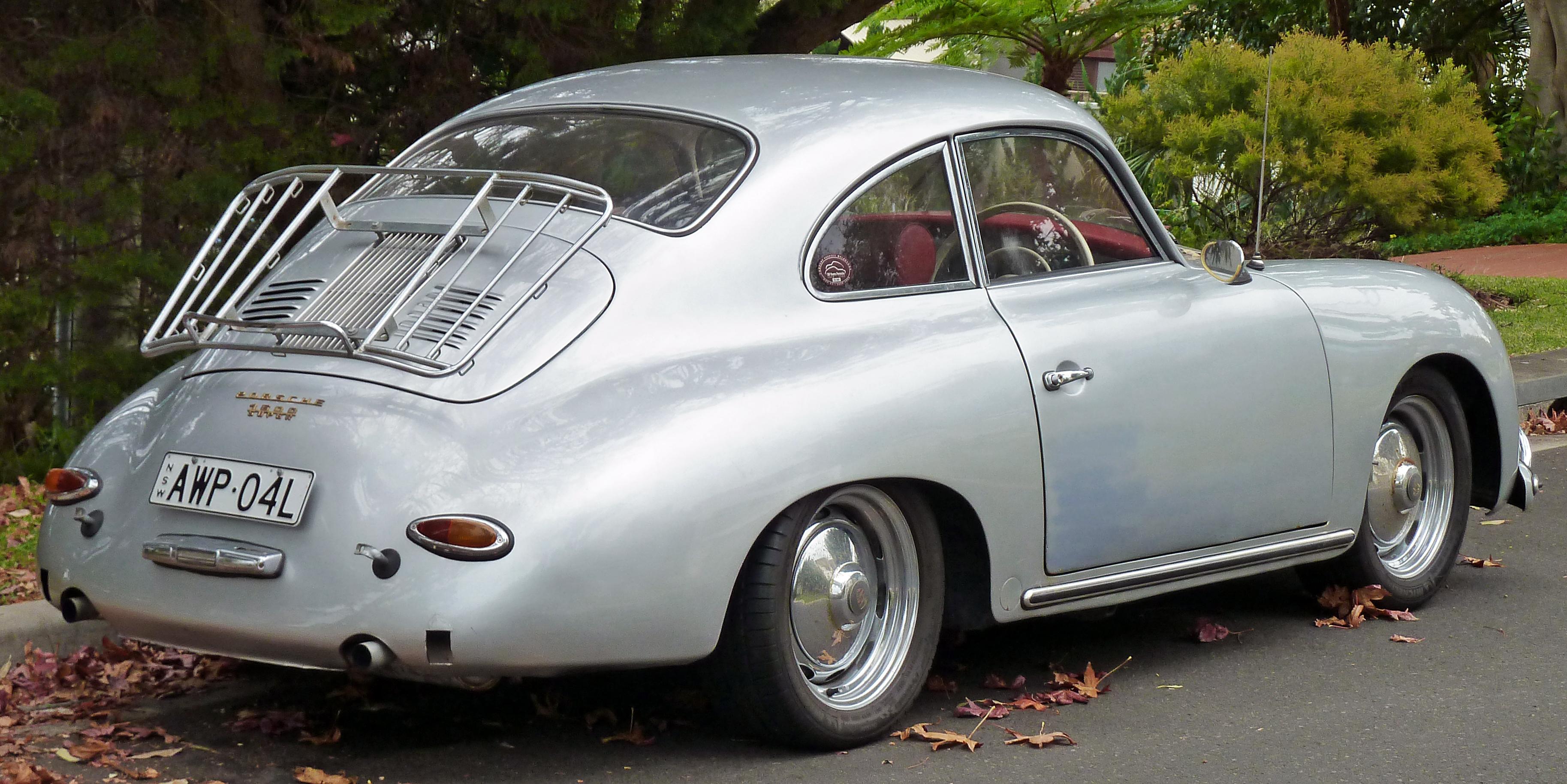 1958 Porsche 356a 3654 215 1830 Carporn