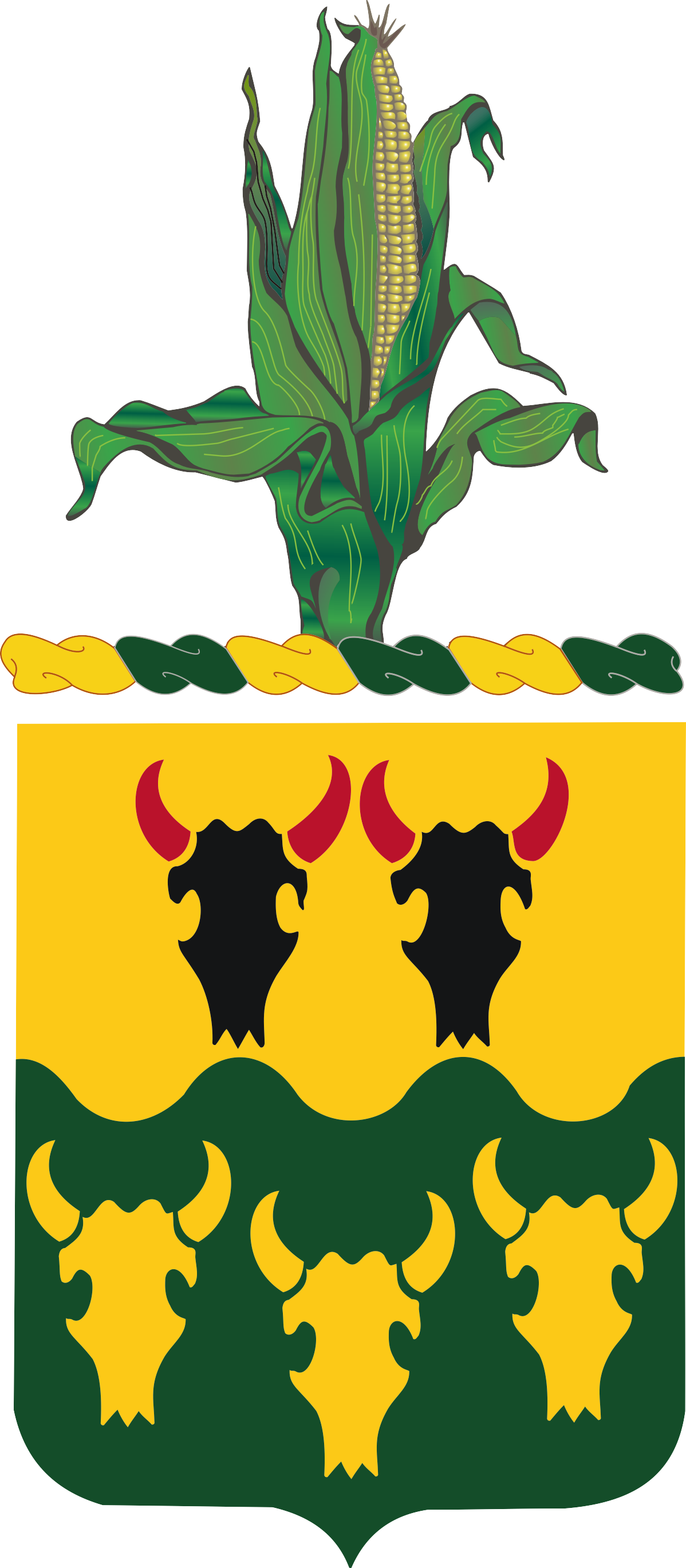 195th Armor Regiment Coat of Arms.png