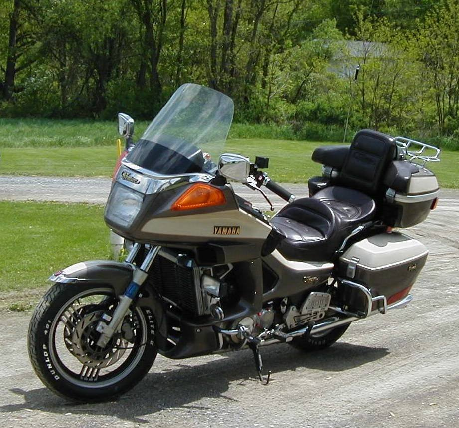 Used Yamaha Tourer For Sale