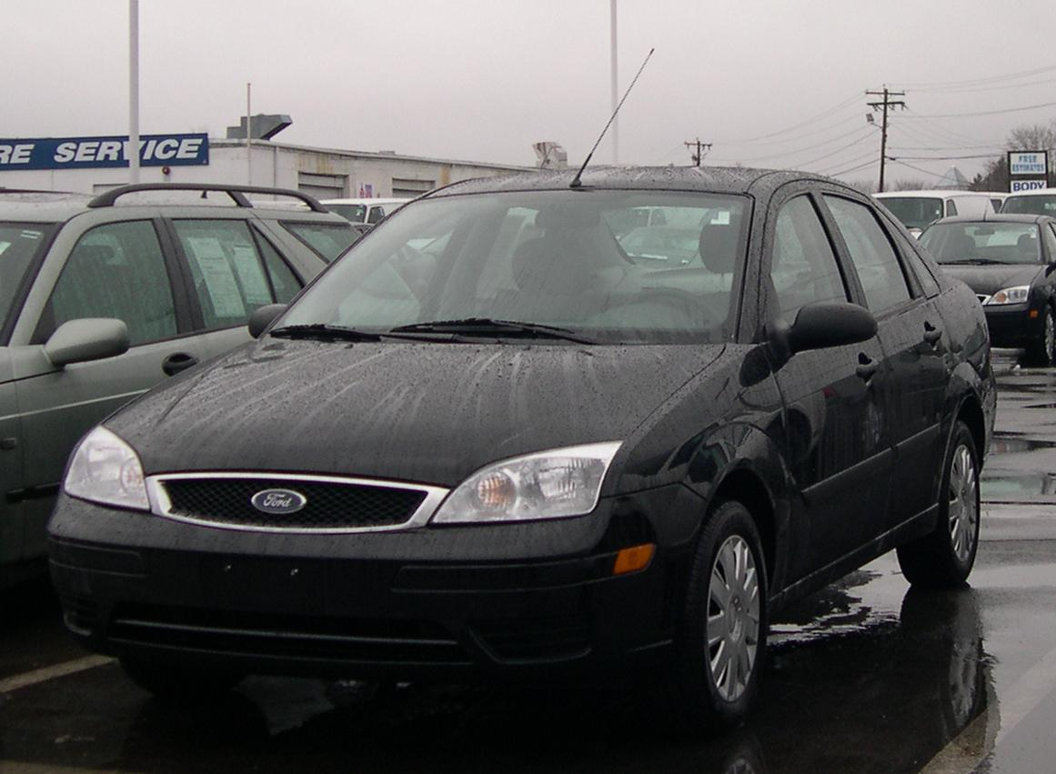 File 2006 ford for Ford focus 2006 interieur