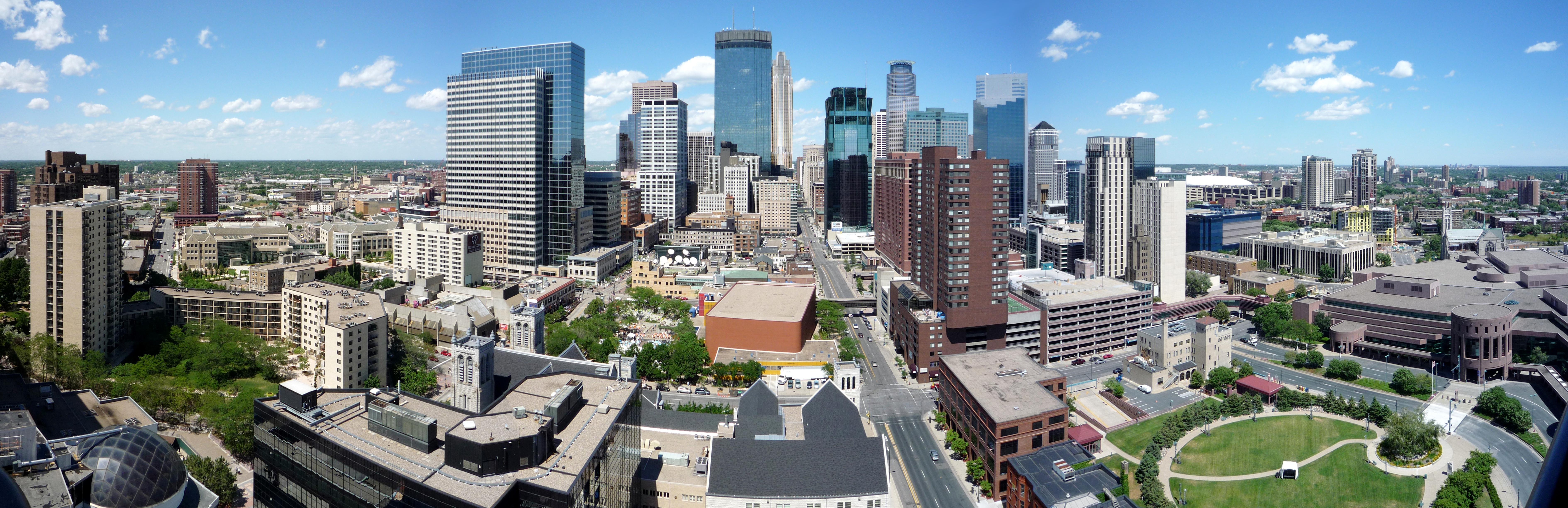 List Of Tallest Buildings In Minneapolis